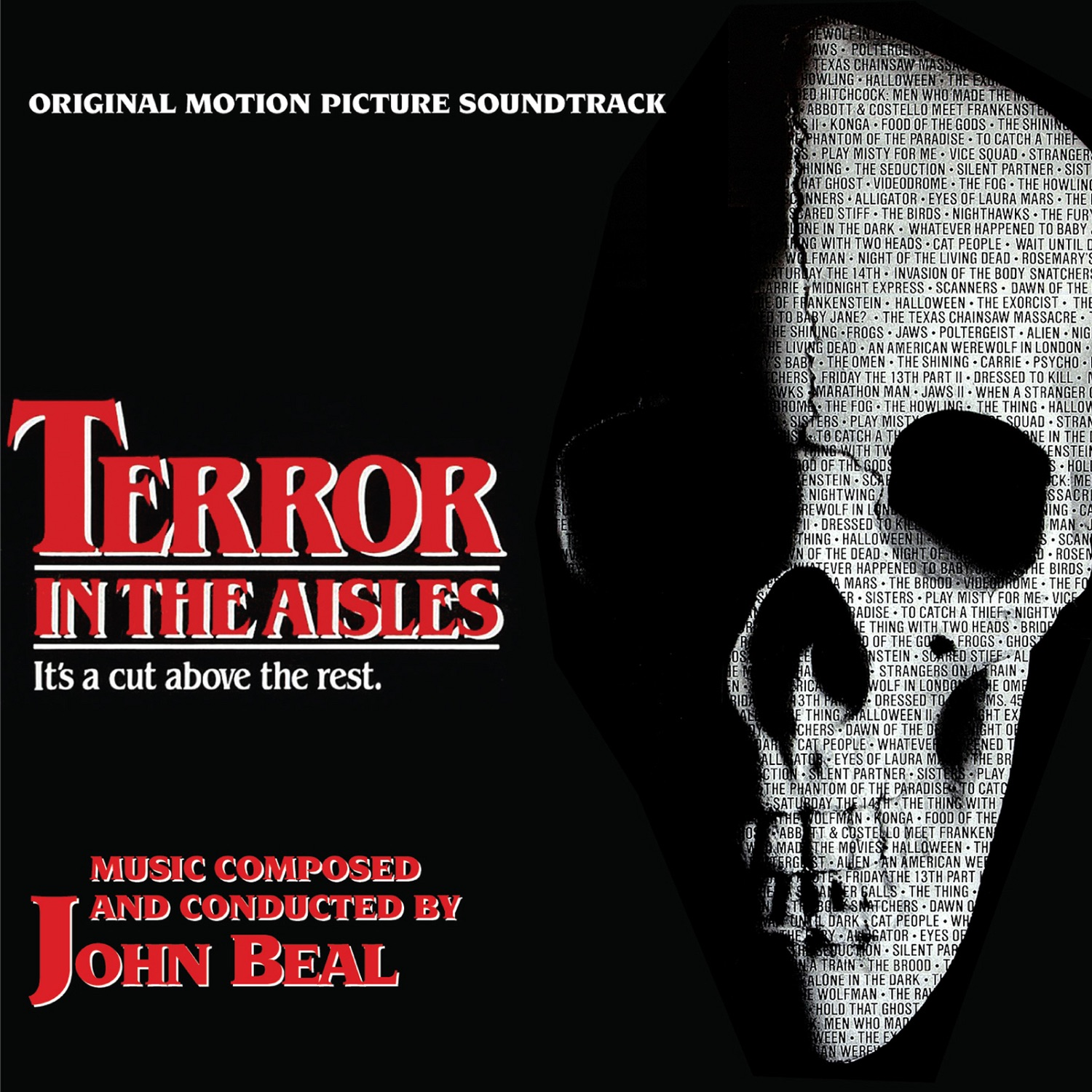 Terror in the Aisles End Credits