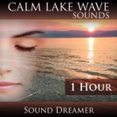 Calm Lake Wave Sounds - 1 Hour