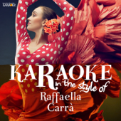 Karaoke - In the Style of Raffaella Carra