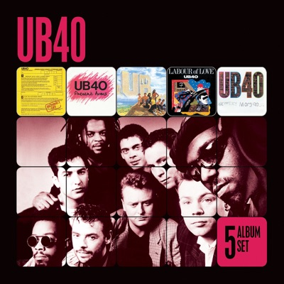 5 Album Set: Signing Off / Present Arms / UB44 / Labour of Love