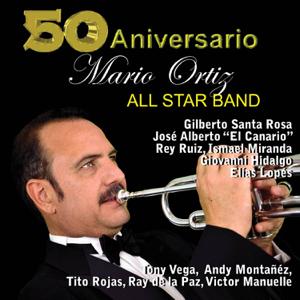 Mario Ortiz Jr. - Los Soneros feat. Ismael Miranda, Andy Montañez, Tony Vega, Gilberto Santa Rosa, Ray de la Paz, Tito Rojas & Victor Manuelle