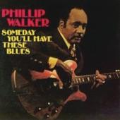 Phillip Walker - Breakin' Up Somebody's Home