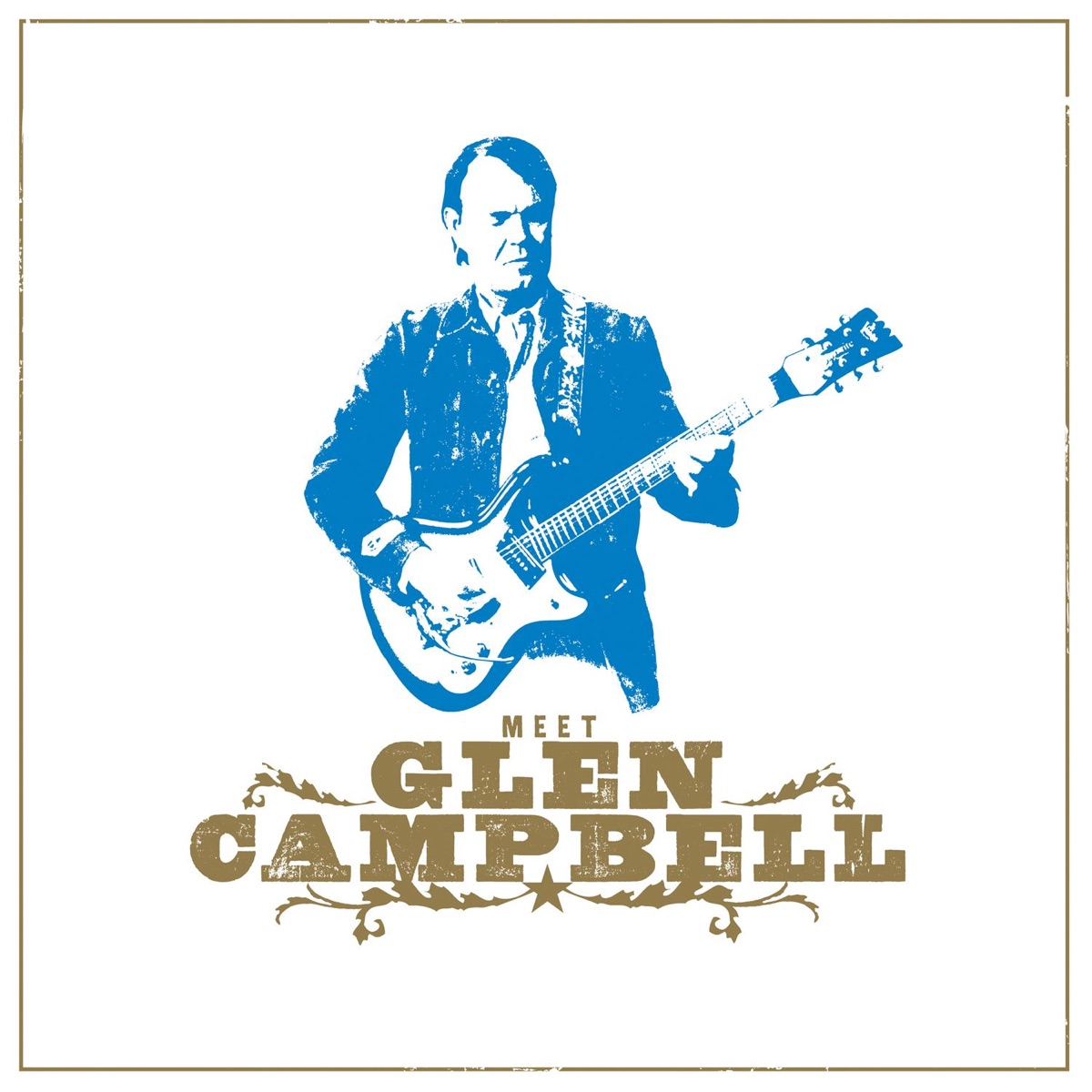 Meet Glen Campbell Glen Campbell CD cover