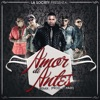 Amor De Antes Re Mix (feat. Plan B, Nengo Flow & Jory Boy) - Single, Amaro