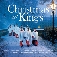 Choir of King's College, Cambridge - Christmas At King's artwork