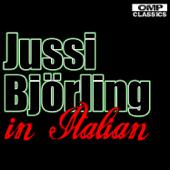 Jussi Björling in Italian