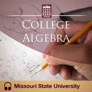 MTH 135: College Algebra