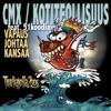 CMX & Kotiteollisuus featuring 51 Koodia - Vapaus Johtaa Kansaa (feat. 51 Koodia) artwork