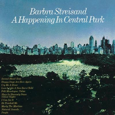 A Happening In Central Park (Live) - Barbra Streisand