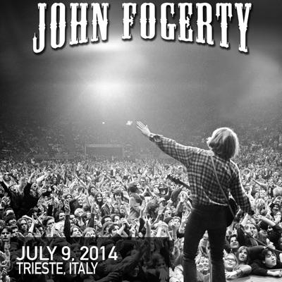 2014/07/09 Live in Trieste, IT - John Fogerty