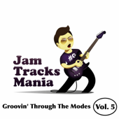 Groovin' Through the Modes, Vol. 5 (Modal Backing Tracks)