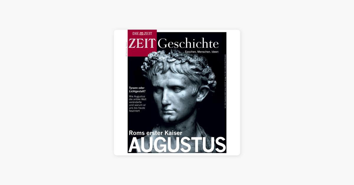 Erster Kaiser Roms