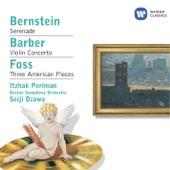 Itzhak Perlman/Boston Symphony Orchestra/Seiji Ozawa - Violin Concerto, Op.14: I. Allegro