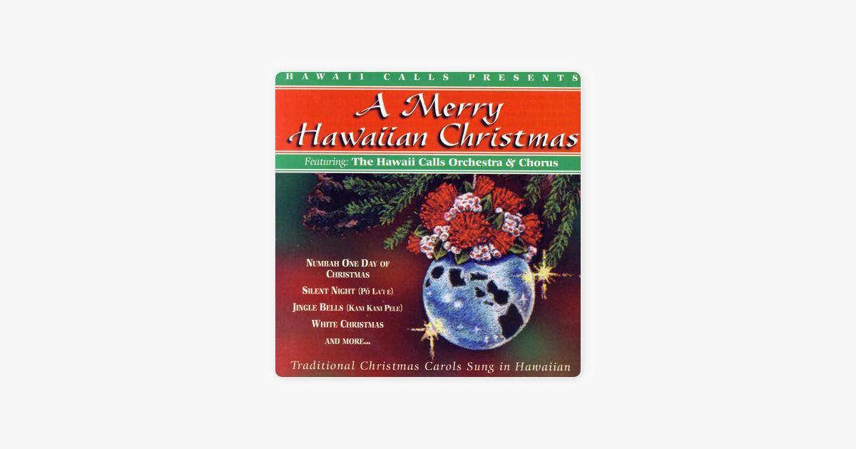 A Merry Hawaiian Christmas by Hawaii Calls & The Hawaii Calls ...
