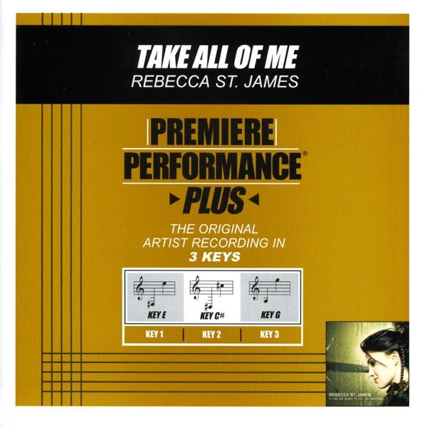 Take All of Me (Performance Tracks) - EP