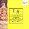 Orff: Carmina burana, Arleen Auger, John Van Kesteren & Riccardo Muti