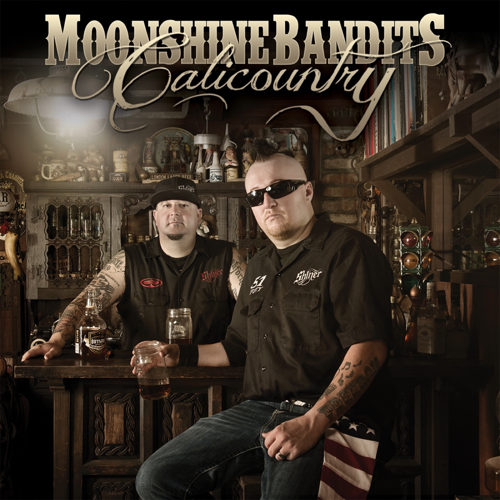 Calicountry By Moonshine Bandits On Itunes