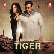 Ek Tha Tiger (Original Motion Picture Soundtrack) - Sajid - Wajid, Sohail Sen & Julius Packiam - Sajid - Wajid, Sohail Sen & Julius Packiam