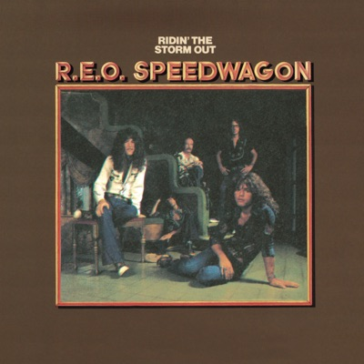 Ridin' the Storm Out (with Kevin Cronin Vocal) - Single - Reo Speedwagon