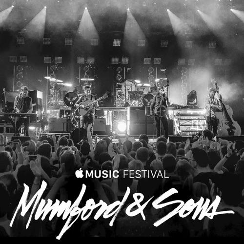 Mumford & Sons - Apple Music Festival: London 2015