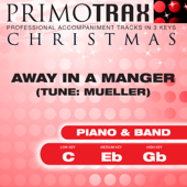 Away In a Manger - (Medium Key - Eb - without Backing Vocals) - Performance Backing Track
