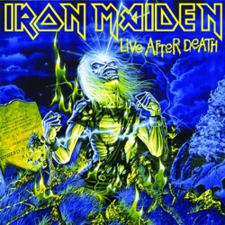 Live After Death (Live) [Remastered] - Iron Maiden Album Cover