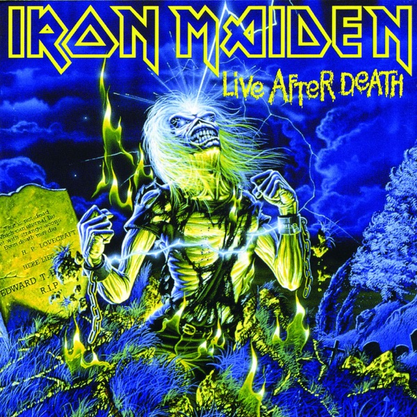 Iron Maiden - Live After Death (Live) [Remastered] album wiki, reviews