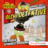 Olchi-Detektive: Folge 18 - Eine rabenschwarze Drohung