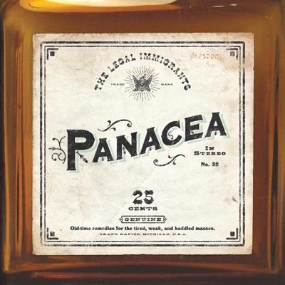 Panacea - The Legal Immigrants album