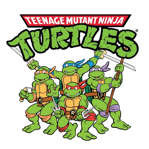 teenager mutant ninja turtles