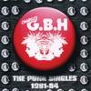 Sick Boy - G.B.H. Cover Art