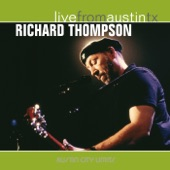 Richard Thompson - Crawl Back (Under My Stone) (Live)