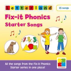 Fix-It Phonics Starter Songs