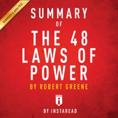 Summary of The 48 Laws of Power: by Robert Greene  Includes Analysis (Unabridged)