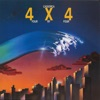 4×4 FOUR BY FOUR ジャケット写真