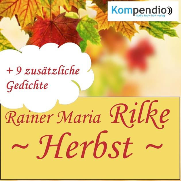 Herbst By Rainer Maria Rilke Download Herbst In Itunes