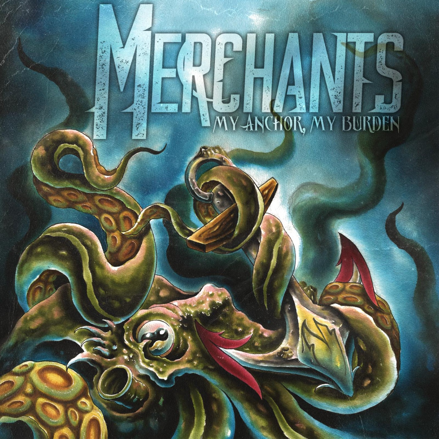 Merchants - My Anchor, My Burden [EP] (2013)