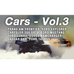 Cars, Vol. 3