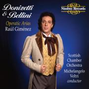 Donizetti & Bellini: Operatic Arias - Raúl Giménez, Scottish Chamber Orchestra & Michelangelo Veltri - Raúl Giménez, Scottish Chamber Orchestra & Michelangelo Veltri