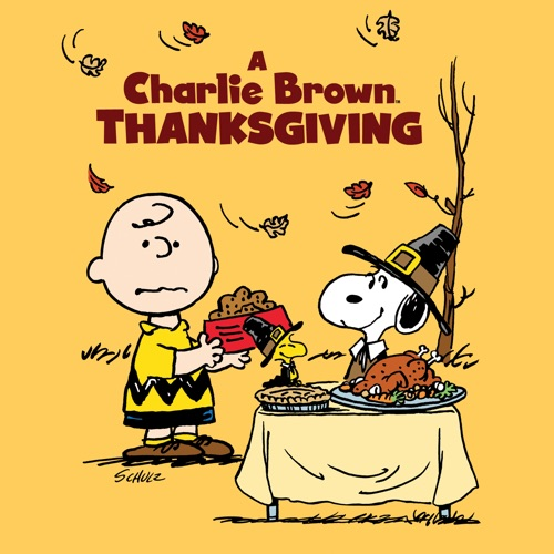 A Charlie Brown Thanksgiving image