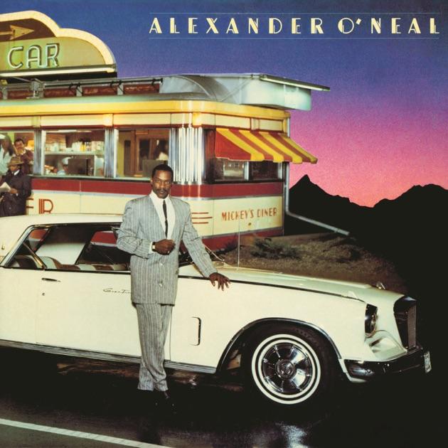 Alexander ONeal A Broken Heart Can Mend
