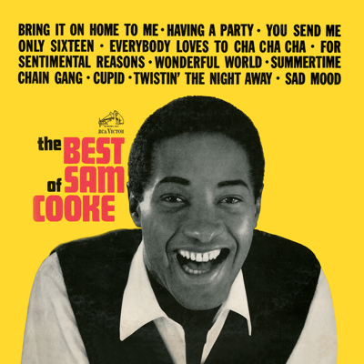 Bring It On Home to Me - Sam Cooke song