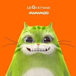 mamamooの woo hoo single をapple musicで
