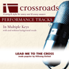 Lead Me To the Cross (Made Popular by Hillsong United) [Performance Track] - Crossroads Performance Tracks