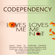 """Simeon Lindstrom - Codependency - """"Loves Me, Loves Me Not"""": Learn How to Cultivate Healthy Relationships, Overcome Relationship Jealousy, Stop Controlling Othersand Be Codependent No More (Unabridged)"""