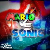 Mario vs. Sonic (Video Game Rap Battle) - VideoGameRapBattles