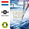 John Flanagan - Het ijzige land: De Grijze Jager 3 artwork