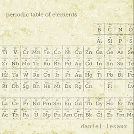 Periodic table of elements by daniel lesaux on apple music urtaz Gallery