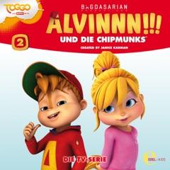 Alvinnn!!! Und die Chipmunks, Staffel 2