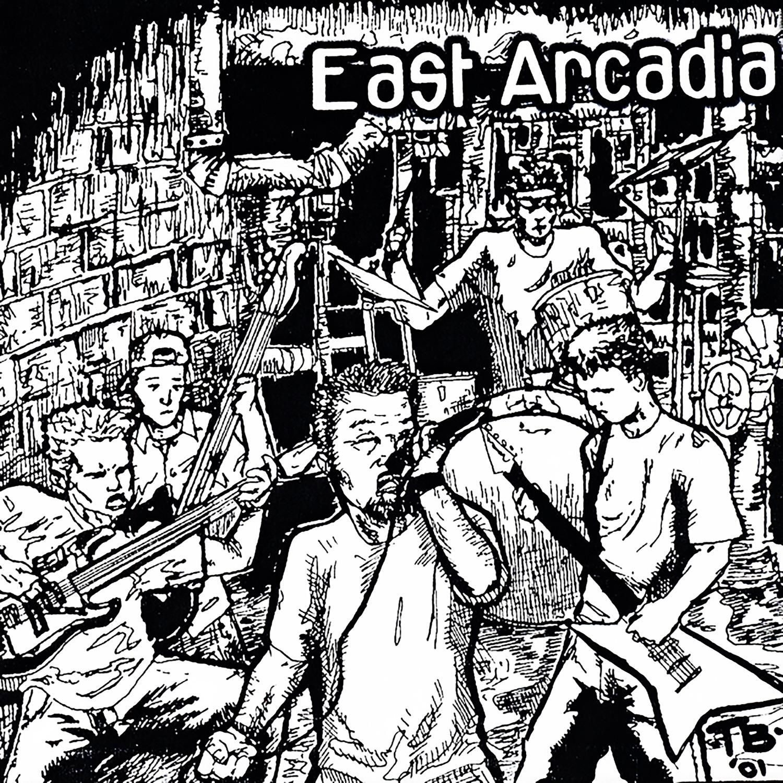 East Arcadia – Self-Titled EP